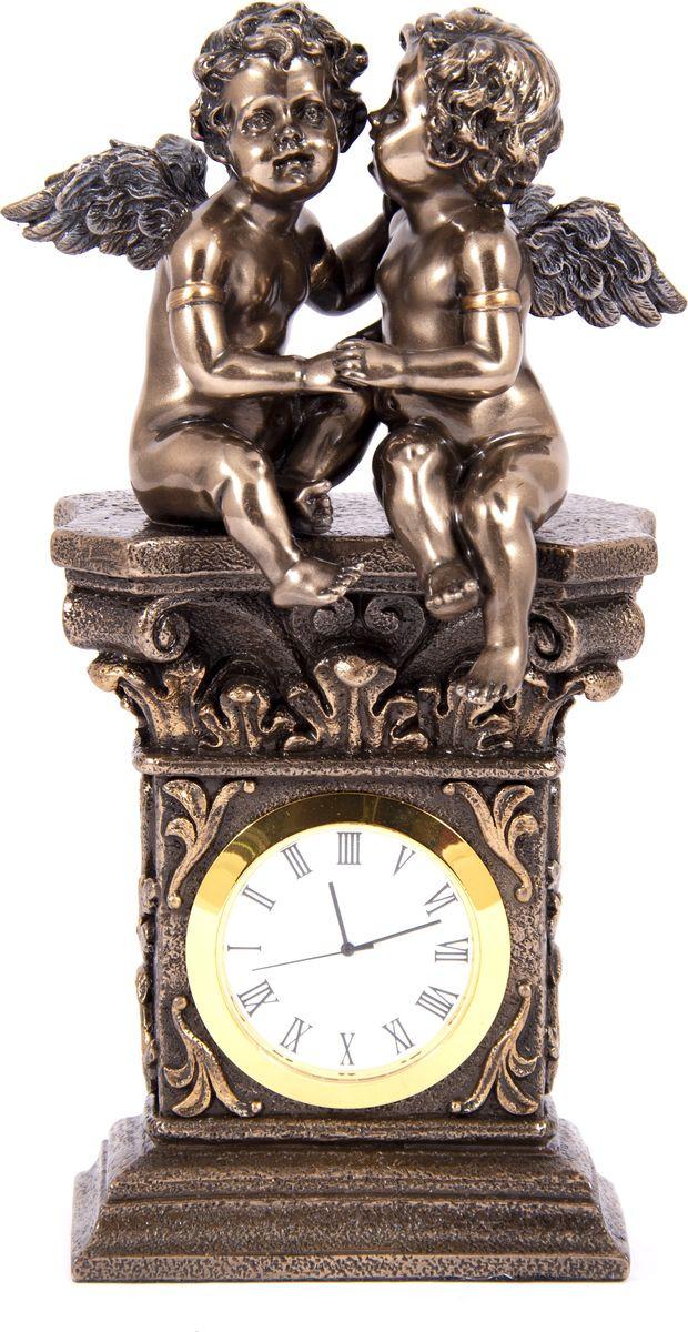 лучшая цена Часы настольные Русские Подарки