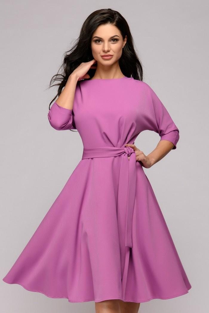 Платье 1001 Dress нежное платье с защипами me