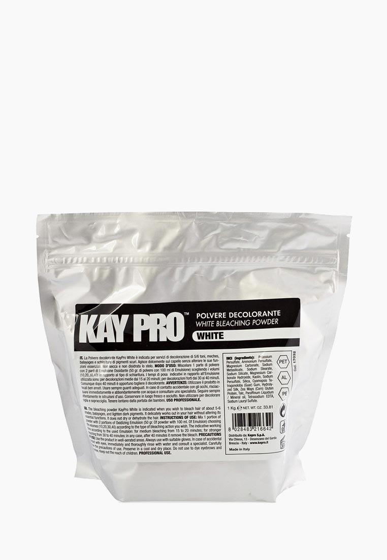 Осветлитель для волос KayPro Обесцвечивающий белый цена в Москве и Питере