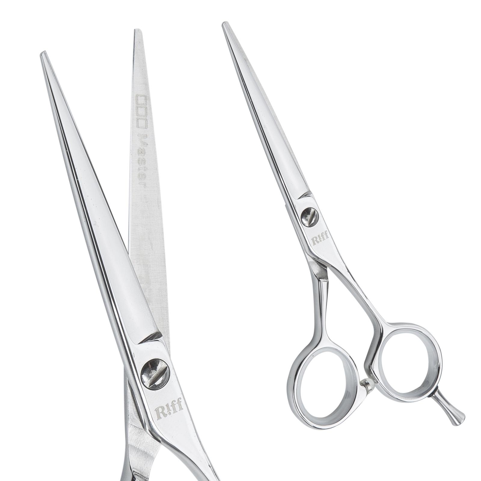 Ножницы парикмахерские RIFF Master, AM0155, 5,5 дюймов