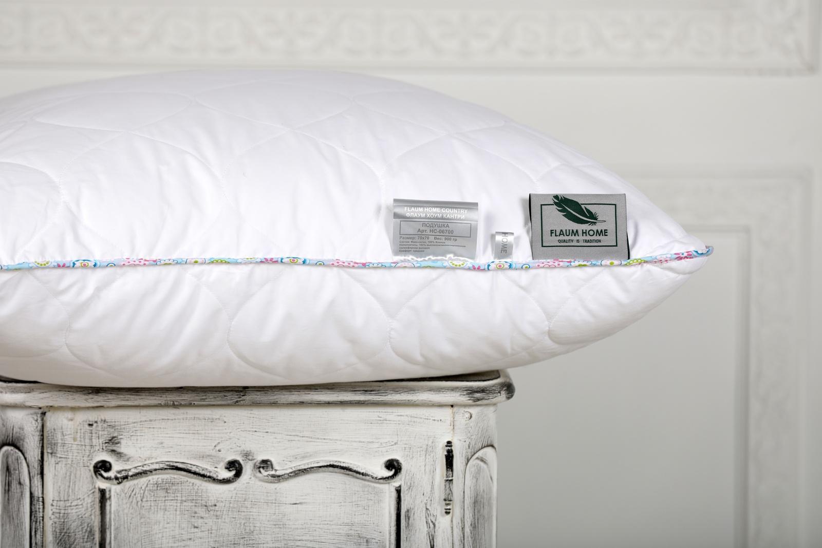 Подушка FLAUM HOME COUNTRY/КАНТРИ, белый недорго, оригинальная цена