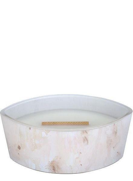 Свеча ароматизированная Woodwick Ванильная соль, 78351 свеча ароматизированная woodwick черное дерево 78358