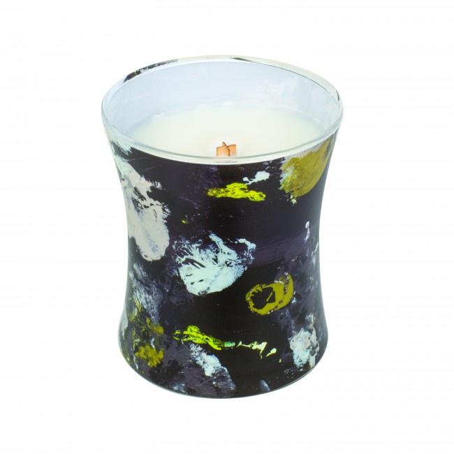 Свеча ароматизированная Woodwick Черное дерево, 78350 свеча ароматизированная woodwick черное дерево 78358