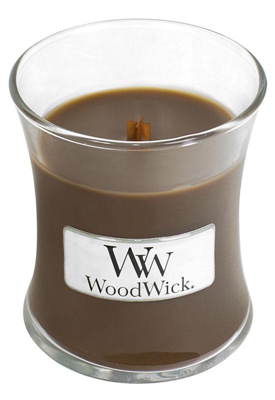 Свеча ароматизированная Woodwick Янтарь и ладан, 98041 свеча дорога специй orval