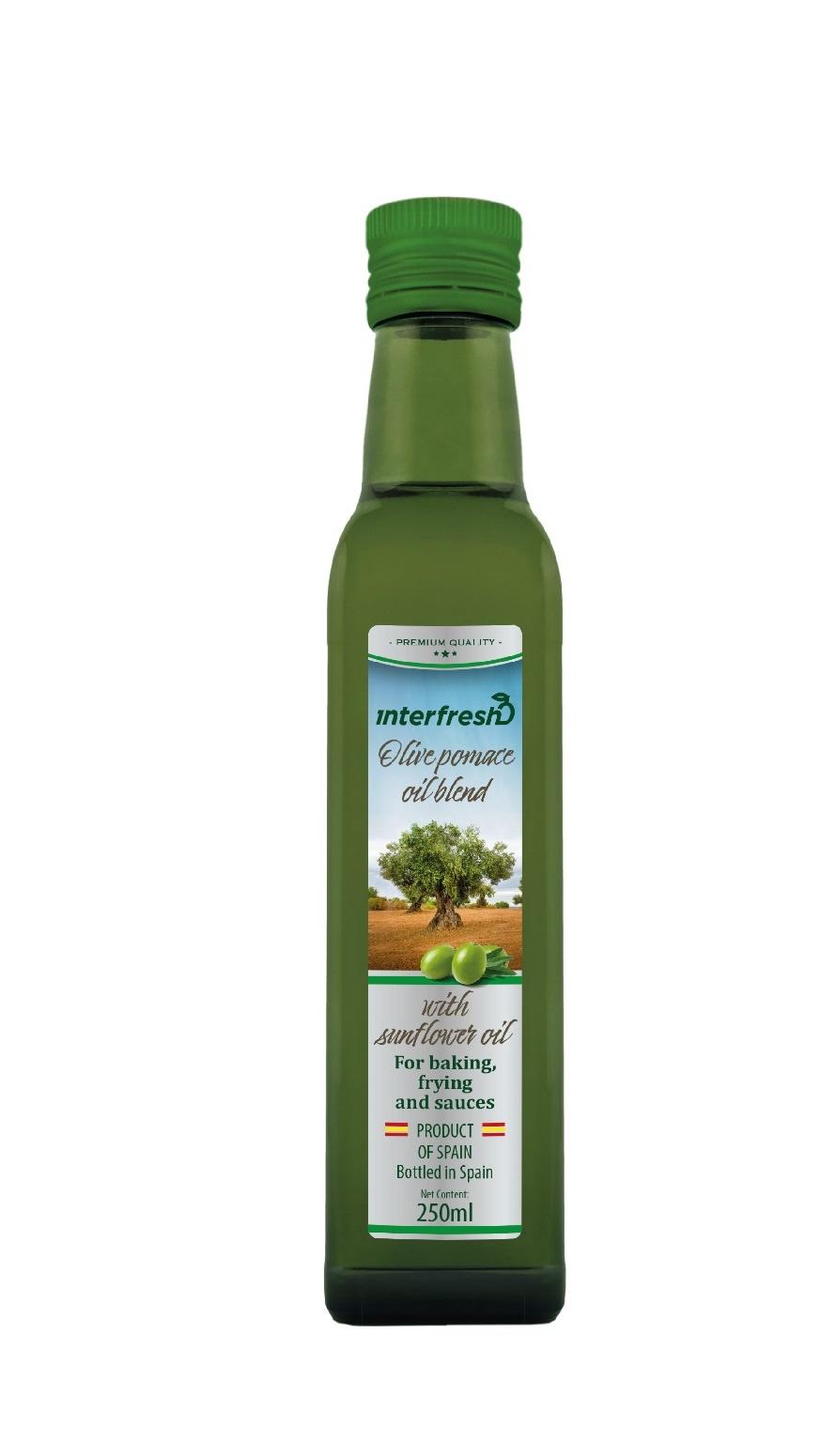 Оливковое масло INTERFRESH 250 мл корзину для жарки во фритюре