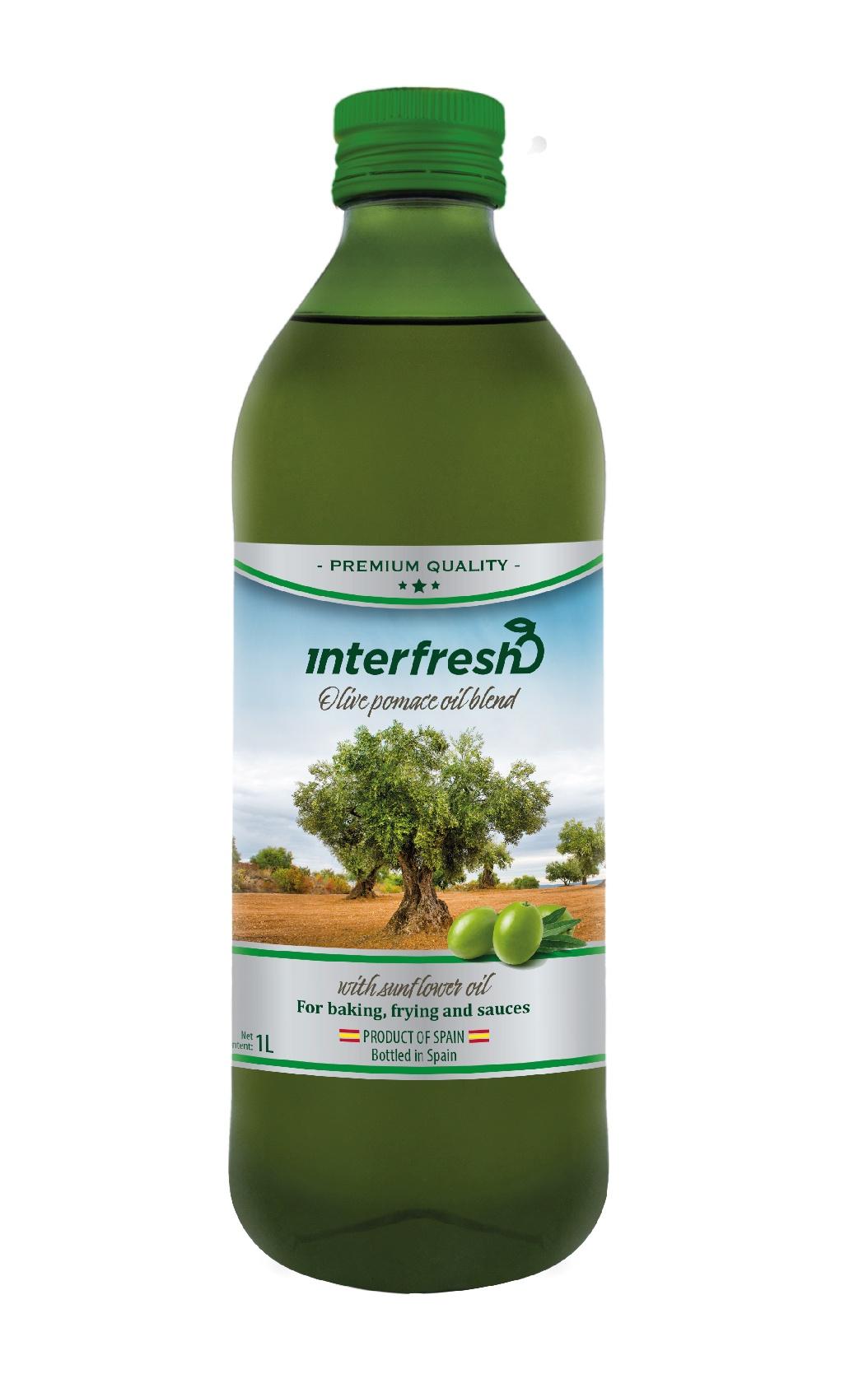 Оливковое масло INTERFRESH Масло оливковое, 1350 корзину для жарки во фритюре