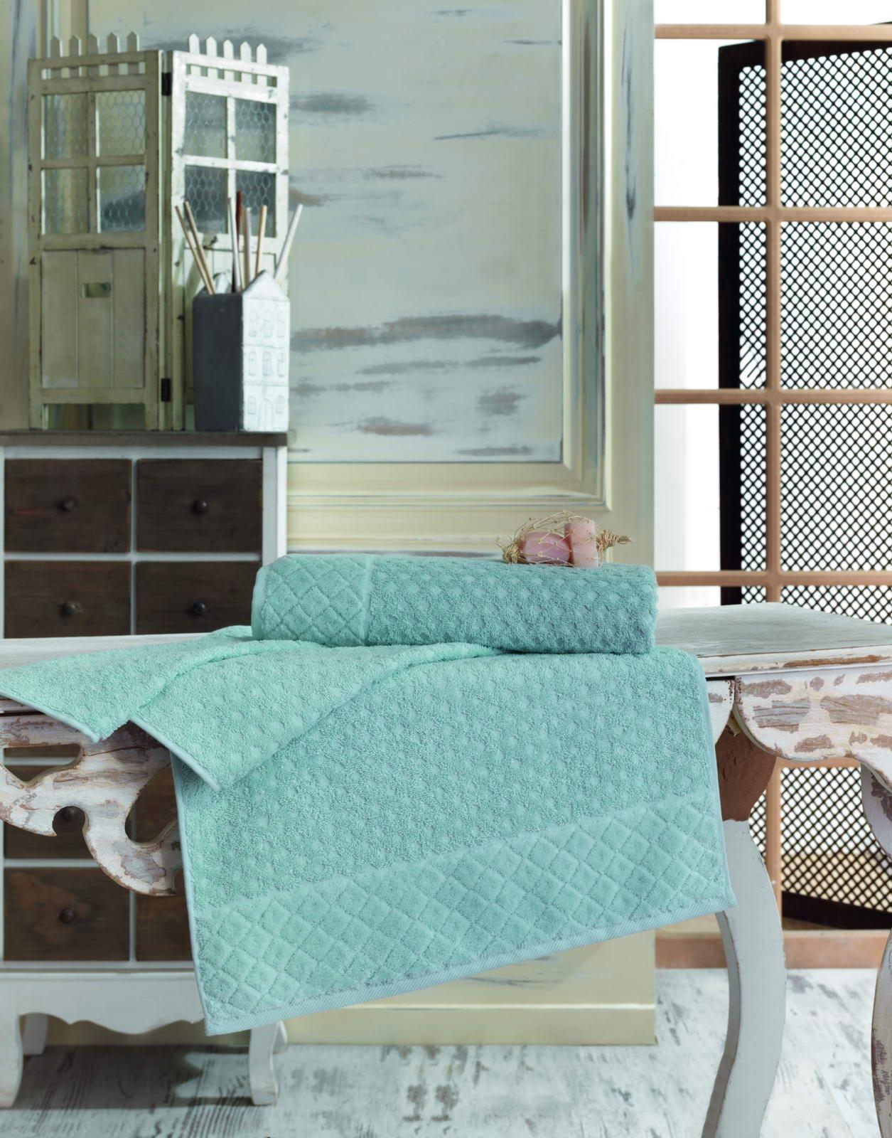 Полотенце махровое 50х90 DELTA (изумруд) полотенце махровое 50х90 см brielle полотенце махровое 50х90 см