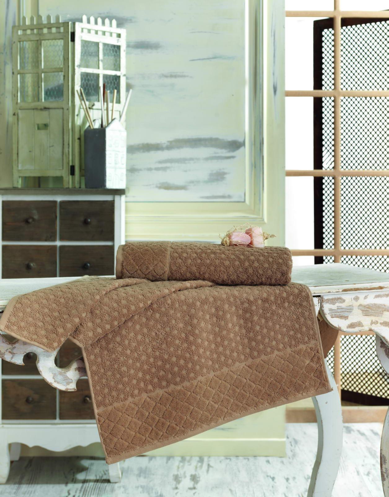 Полотенце махровое 50х90 DELTA (кофе) полотенце махровое 50х90 см brielle полотенце махровое 50х90 см