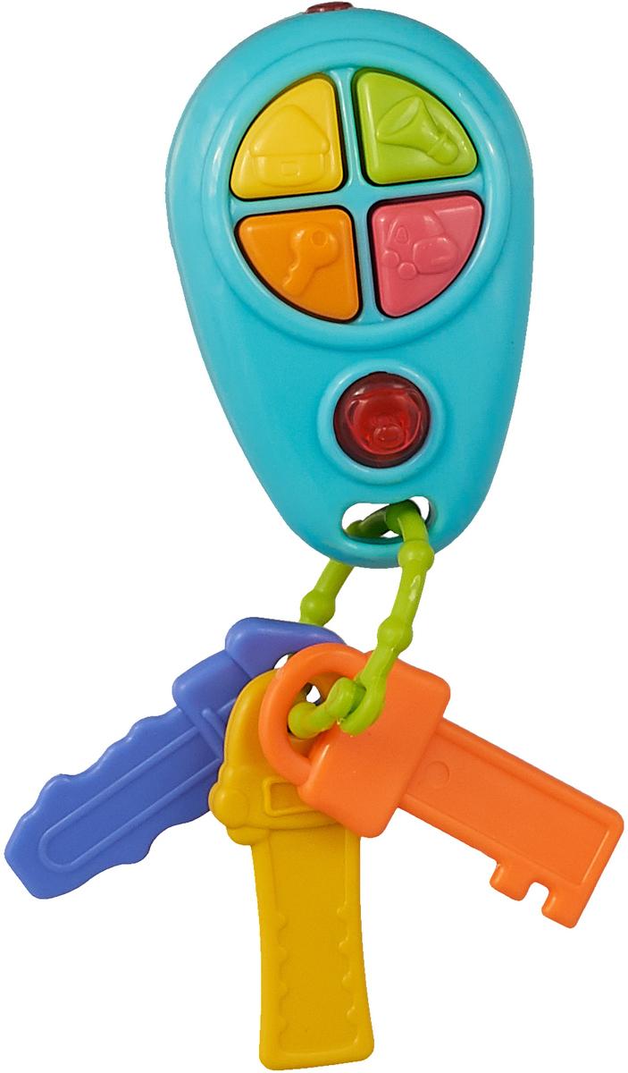 Музыкальная игрушка Red Box Ключи, 2362423624Музыкальные ключи. При нажатии кнопок издает звуки. Батарейки входят в комплект.