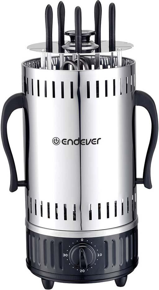 Электрошашлычница Endever Grillmaster