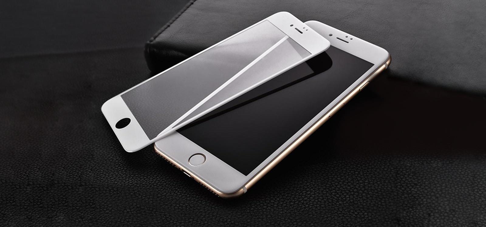 Защитное стекло Aceshley Glass White Apple iPhone 7/8, 12281, белый подставка aceshley док 5 6 7 8 x