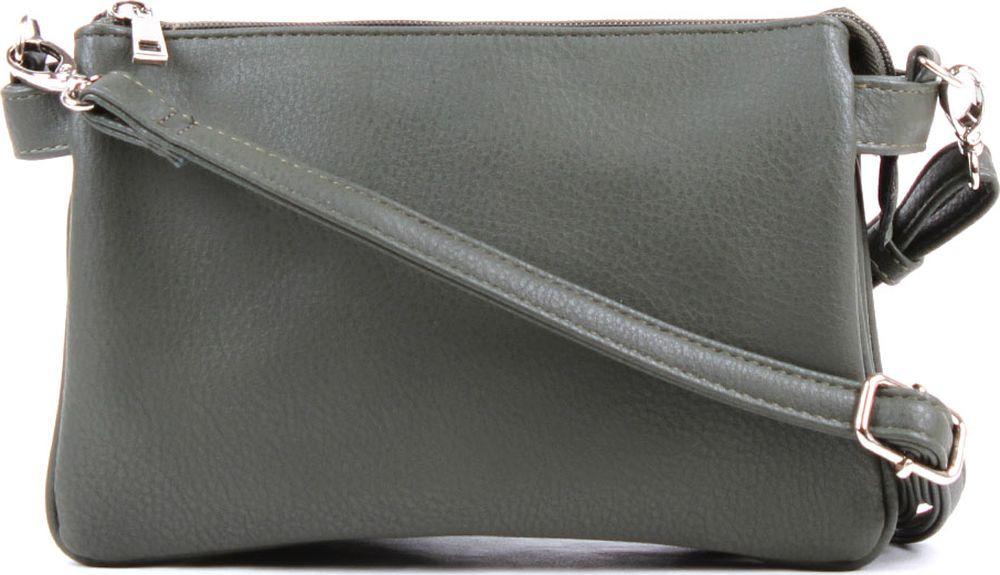 Фото - Сумка кросс-боди Медведково сумка женская медведково цвет темно серый 18с0391 к14
