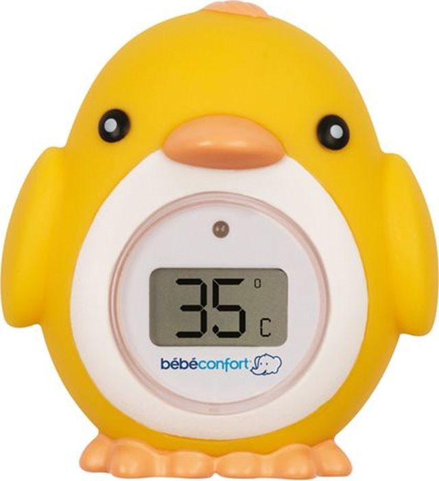 Цифровой термометр Bebe Confort Цыпленок, электронный цена