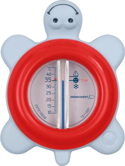 Комнатный термометр Bebe Confort Термометр для воды Черепашка, 3107201700, красный красный цена