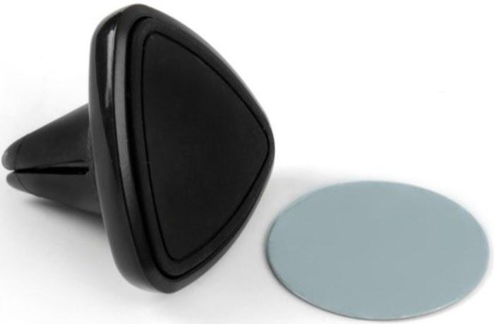 Автомобильный держатель Fidget Go Крепыш, магнитный, на дефлектор автомобиля, черный