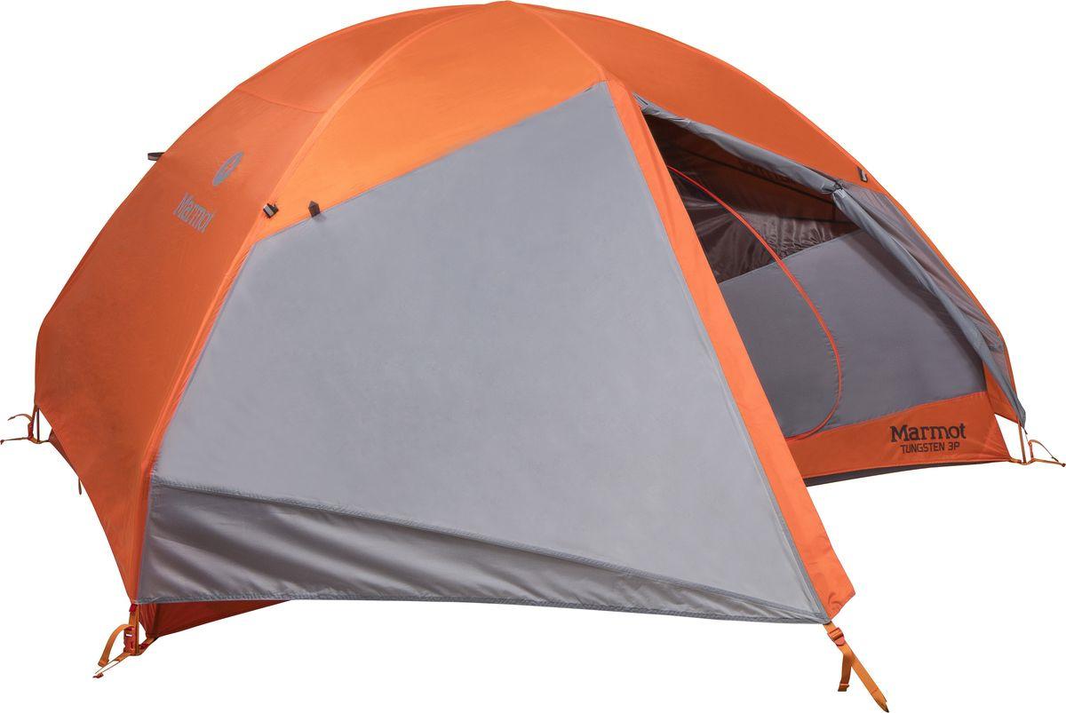 Палатка Marmot Tungsten 3P, 29200-9366-ONE, оранжевый