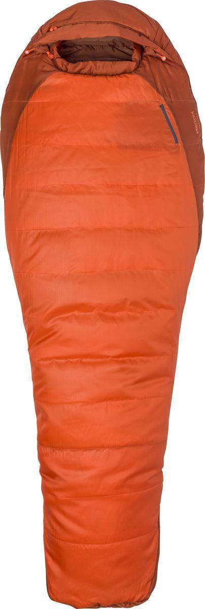 Спальный мешок Marmot Trestles 0, 23560-9318-RZ, красный спальный мешок marmot trestles 0 long