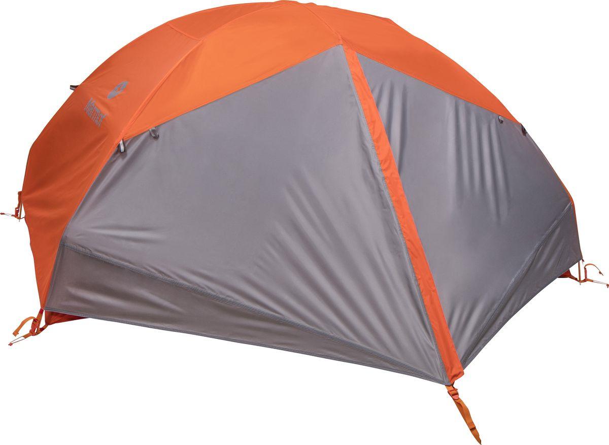 Палатка Marmot Tungsten 2P, 29180-9366-ONE, оранжевый