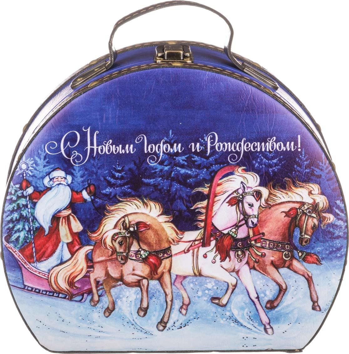 Фото - Шкатулка Lefard С новым годом, 41-341, разноцветный шкатулка с фоторамкой lefard happy kid 222 711