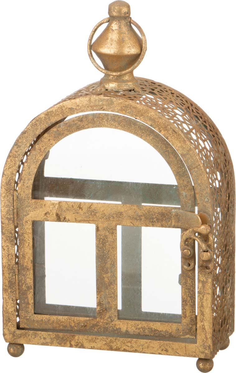 цена на Подсвечник Lefard, 223-022, бронза, 15 х 7 х 26,5 см