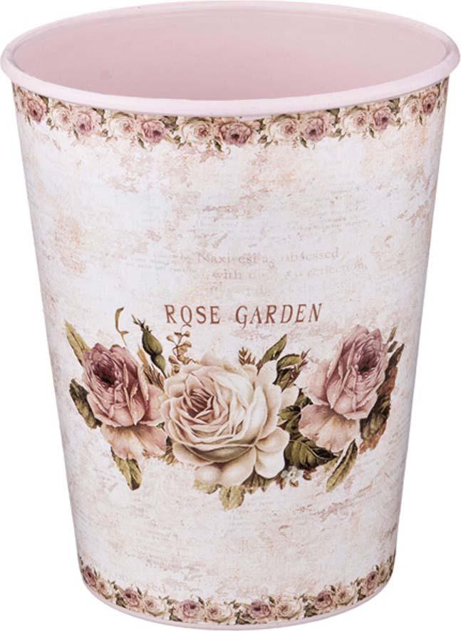 Кашпо Lefard Garden, 736-544, разноцветный, 16,5 х 13 см кашпо lefard цвет розовый 14 х 14 х 13 см