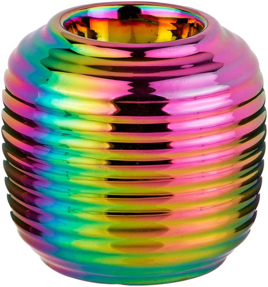 Подсвечник Lefard, 146-1052, разноцветный, 9,2 х 9,2 х 8,9 см