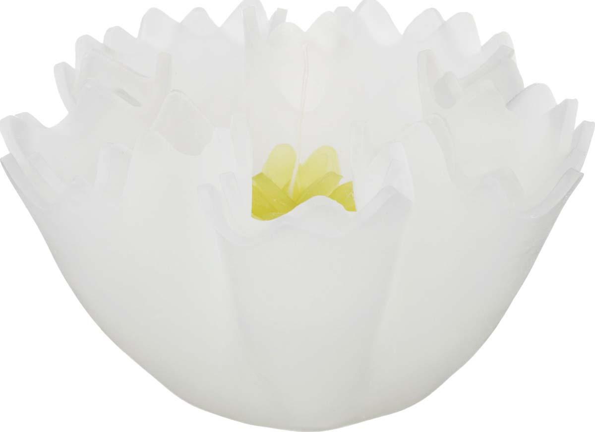 Свеча плавающая Lefard Анима, 315-112, белый, 14 х 14 х 8 см