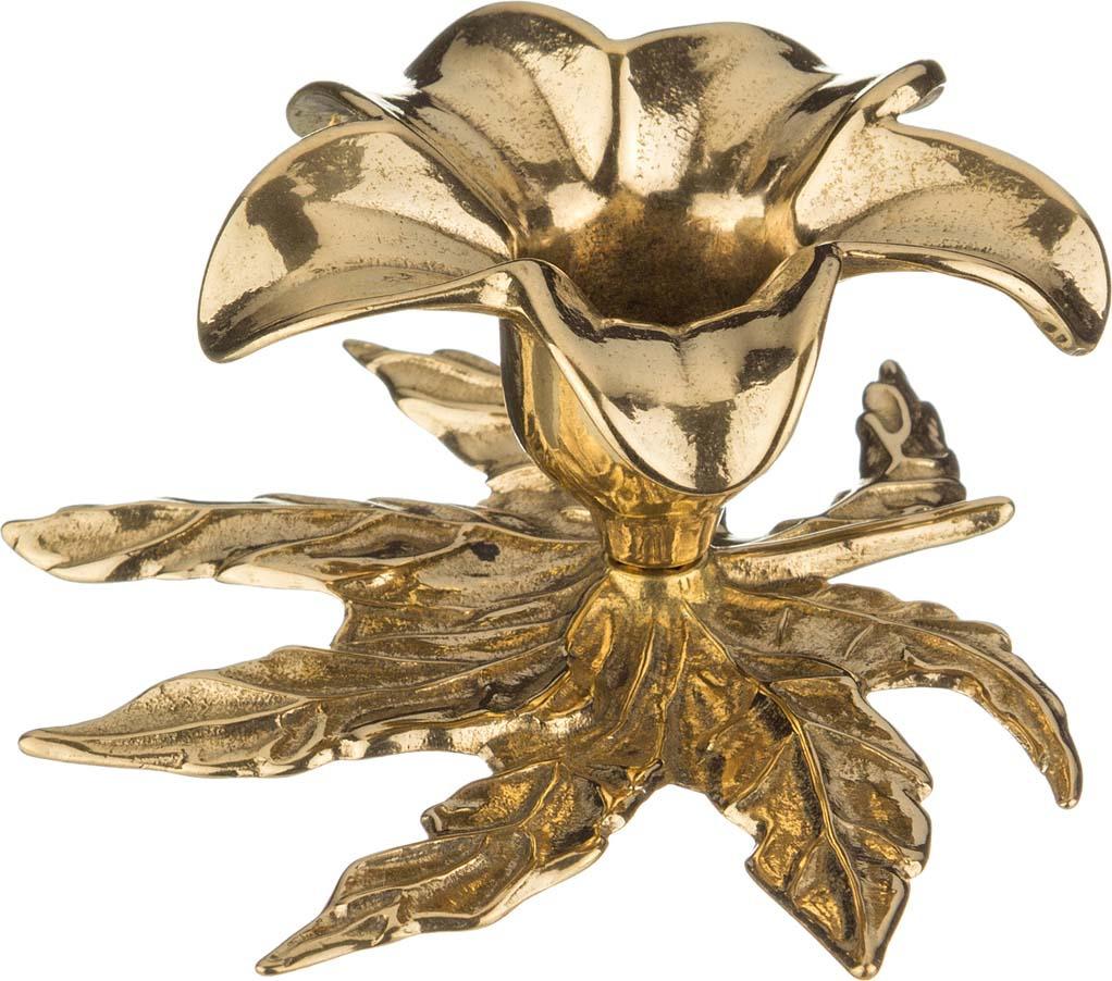 цена на Подсвечник Lefard, 646-054, золотой, 11 х 8 х 5 см