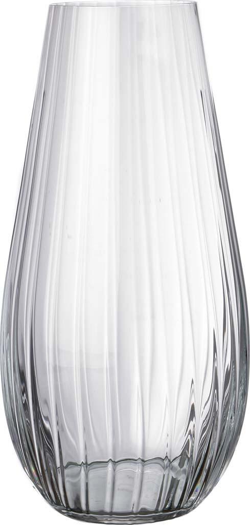 Ваза Bohemia Crystal Waterfall, 674-233, высота 30.5 см ваза 27 см crystal bohemia