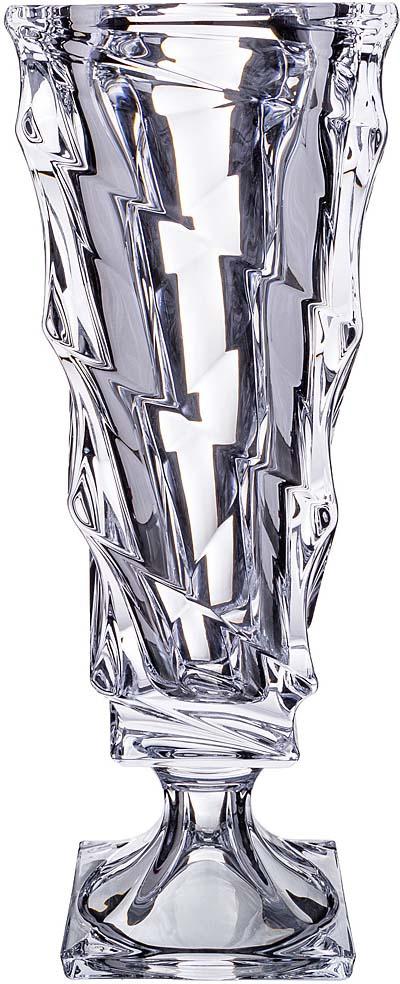 Ваза Crystalite Bohemia Casablanca, 669-249, высота 39 см ваза 27 см crystal bohemia