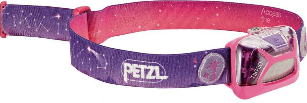 Налобный фонарь Petzl Classic Tikkid, E091BA01, розовый цена
