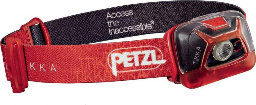 цена на Налобный фонарь Petzl Classic Tikka, E93AAC, красный