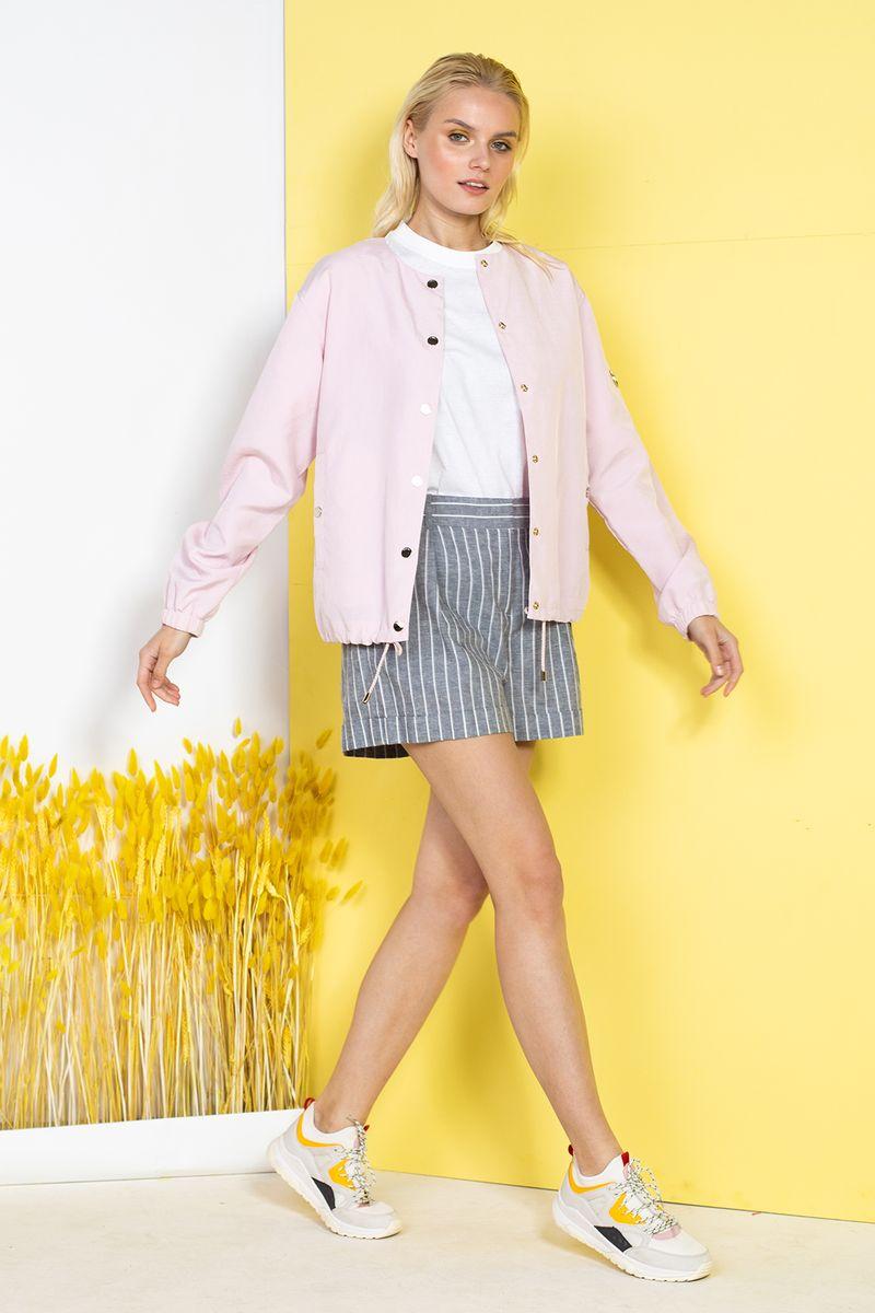Ветровка Baon ветровка женская baon цвет розовый b108026 pearl размер xl 50