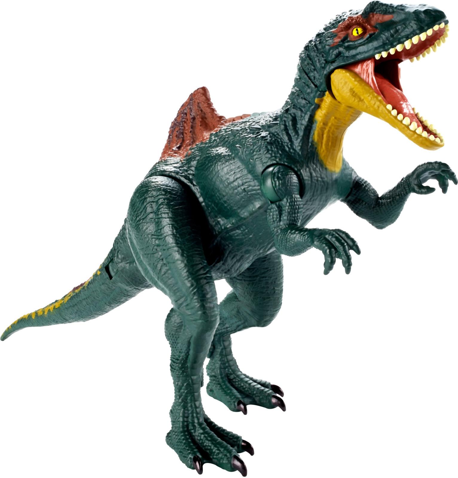 """Фигурка функциональная Jurassic World """"Динозавр Двойной удар"""", GDT38_GDT40"""