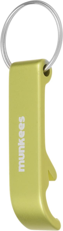 Брелок-открывалка Munkees Стандартная, цвет: желтый брелок открывалка munkees стандартная цвет желтый