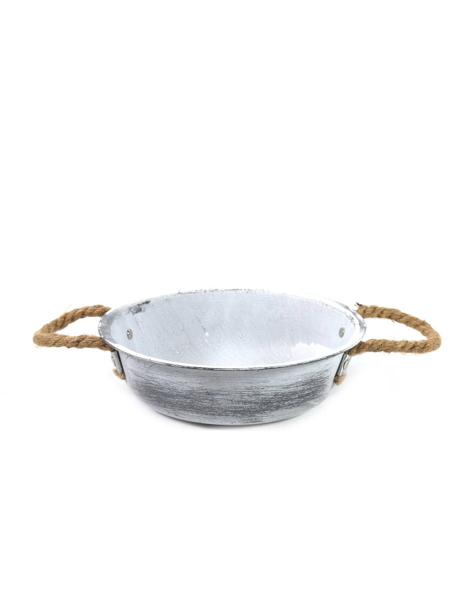 Блюдо RICH LINE Home Decor Деревенское-18см, 765582, белый