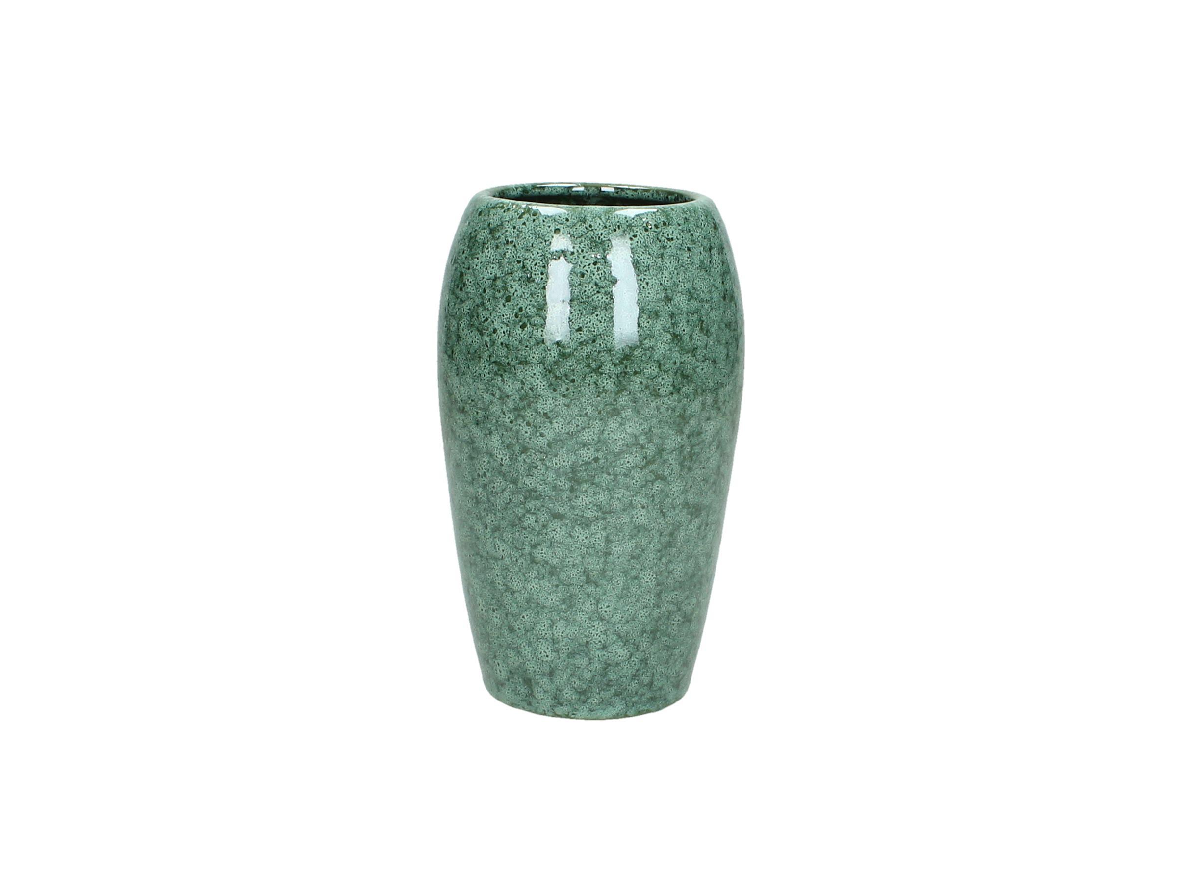 Ваза RICH LINE Home Decor Ваза *Зеленый папоротник*, WER-5963, бирюзовый цена