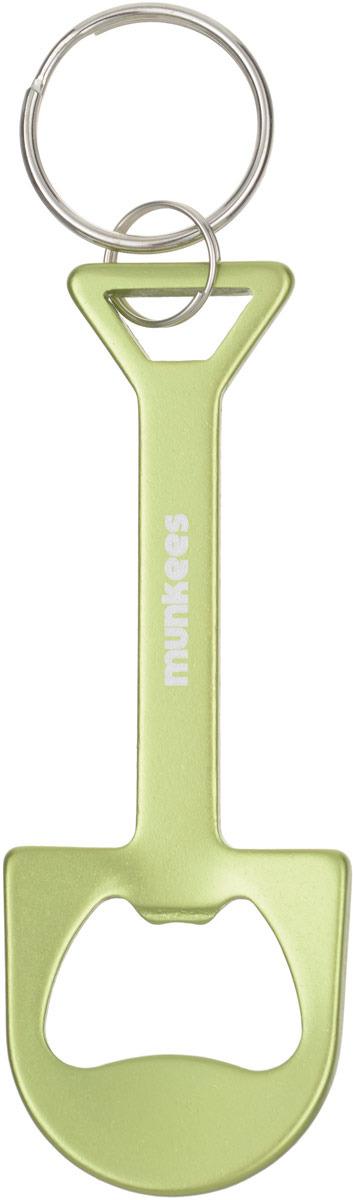 Брелок-открывалка Munkees Лопата, цвет: желтый брелок открывалка munkees стандартная цвет желтый