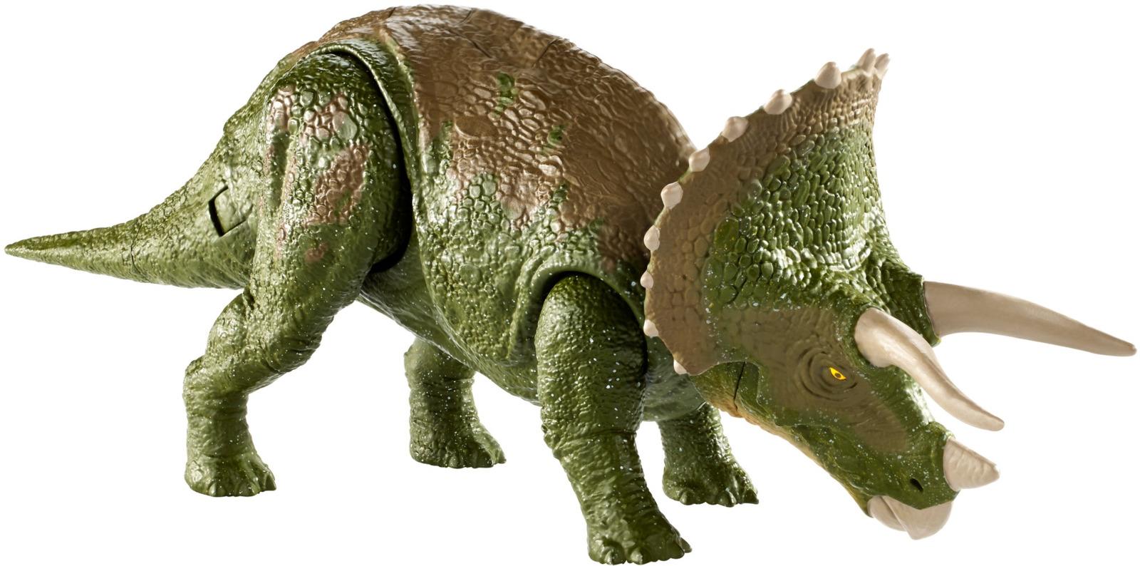 """Фигурка функциональная Jurassic World """"Динозавр Двойной удар"""", GDT38_GDT42"""