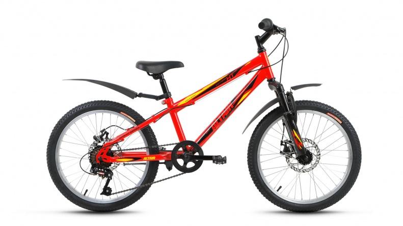 ALTAIR MTB HT 20 disc 2017 велосипед author outset disc 2016