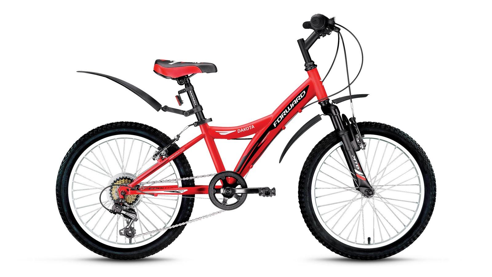 DAKOTA 20 2.0 2018RBKW8JN06008Детский велосипед
