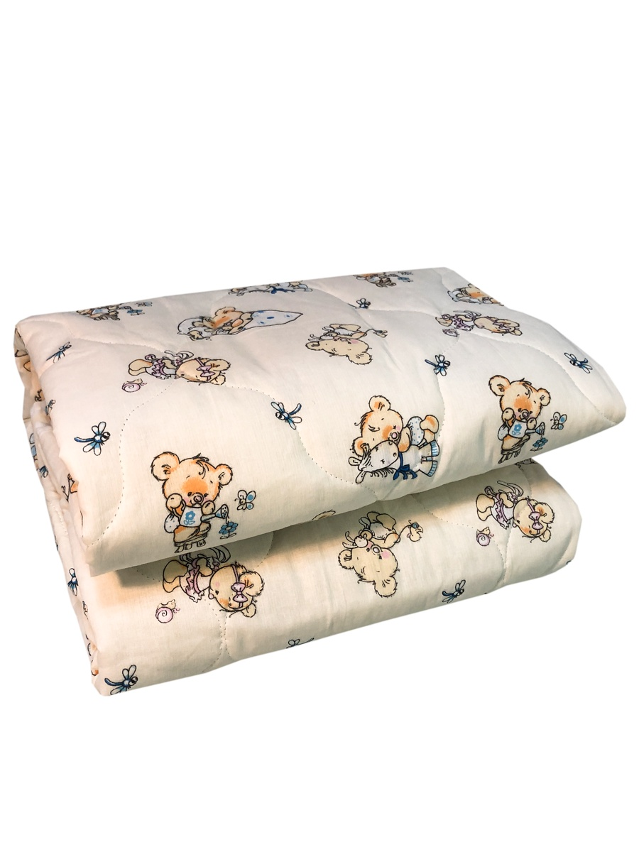 Одеяло детское RICH LINE Home Decor Детский мир-150, бежевый тостер philips hd2658