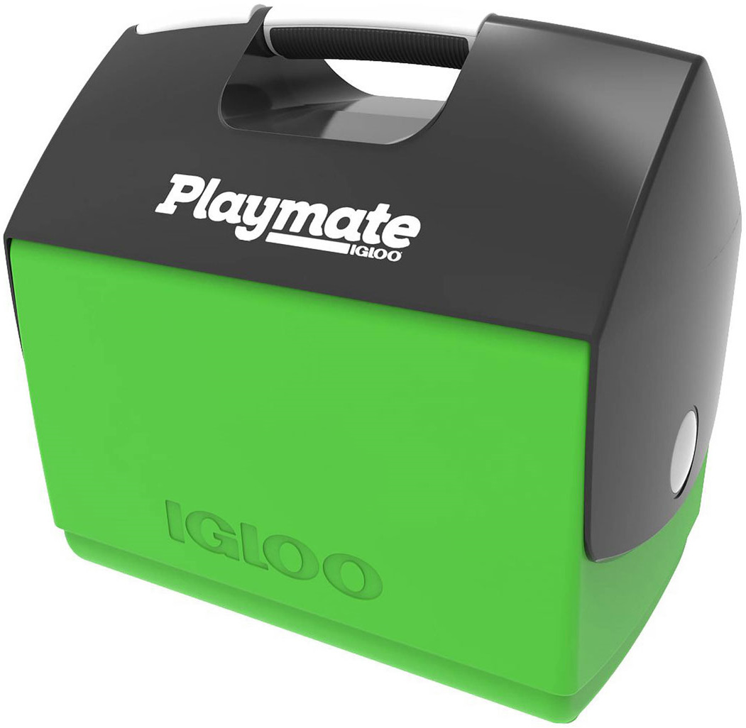 Контейнер изотермический пластиковый Igloo Playmate Elite Ultra, 32271, зеленый, 15 л igloo изотермический контейнер igloo playmate pal jucetwh