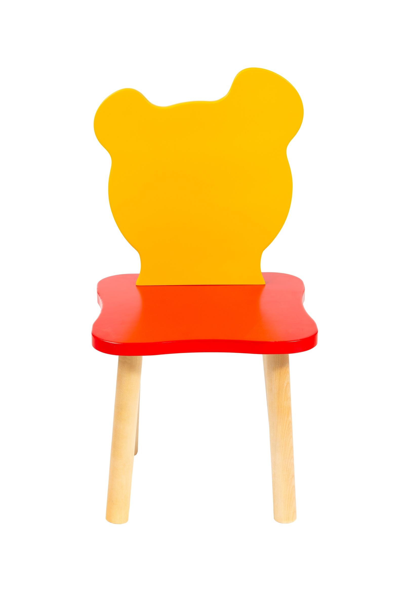 Детский стул Polli Tolli Джери,25867, 25867 amf стул amf луиза н 36 красный 864bj8w