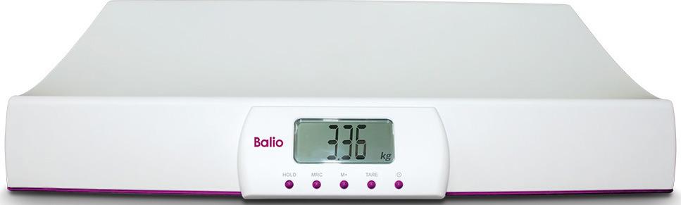 Детские весы Balio BS-08 радио и видеоняни balio balio mb 03