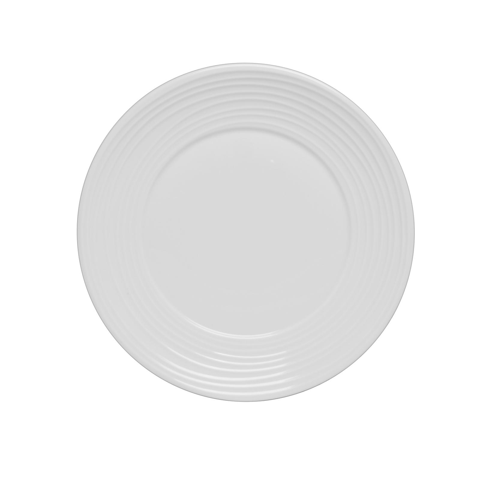 Тарелка десертная TUDOR ENGLAND Royal Circle 21 см