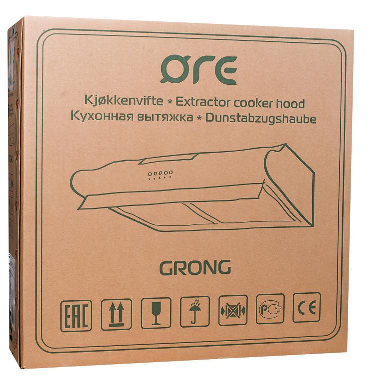 Вытяжка ORE Grong 50 white ORE