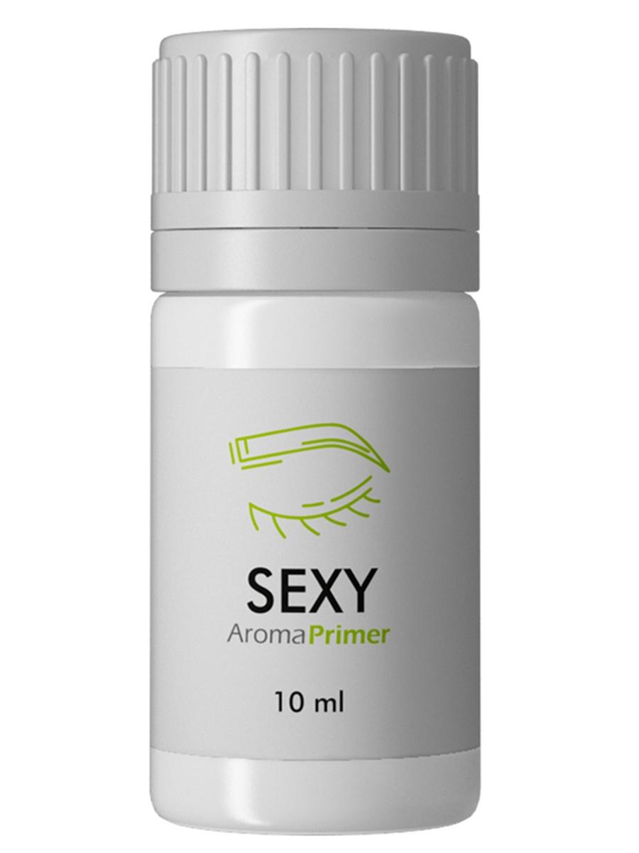 Средство для ламинирования и биозавивки ресниц Innovator Cosmetics для обезжиривания ресниц SEXY AROMA PRIMER, 10мл цена
