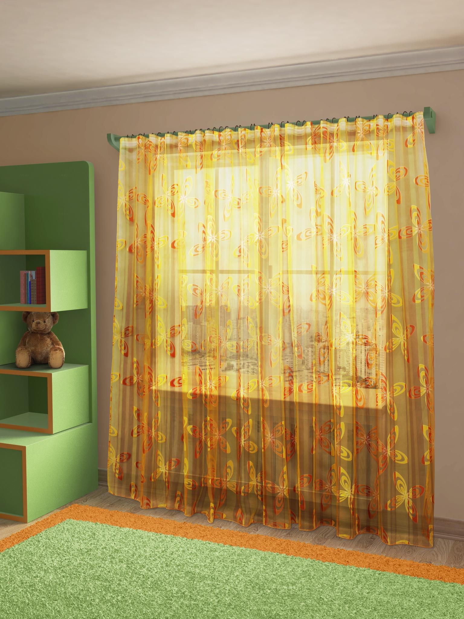 Тюль Sanpa Home Collection