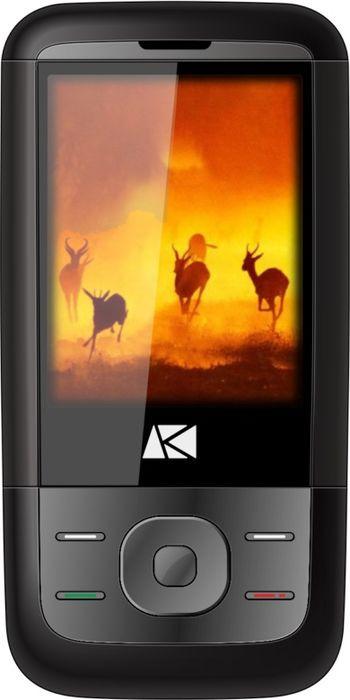 Мобильный телефон Ark Benefit V3, 00252, черный телефон